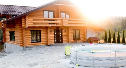 Cabana Pinului din Bucovina din Paltinoasa