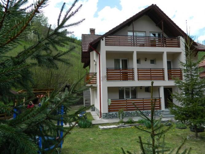 Vila Cris din Voineasa