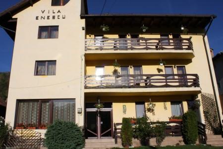Vila Enescu din Moeciu