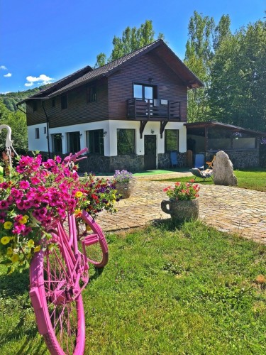 Cabana din Groapa Frumoasa 2 din Rasnov