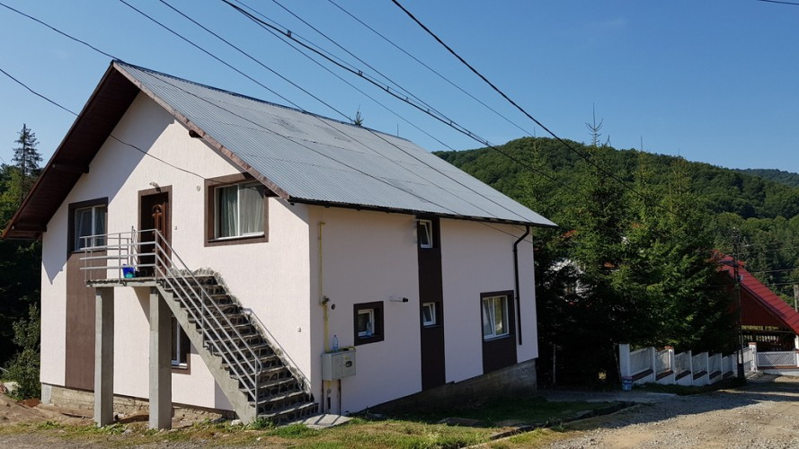 Casa Criss din Cavnic
