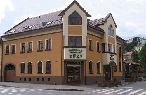 Pensiunea Memo din Brasov