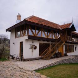 Pensiunea Satul Banului Guesthouse din Magureni