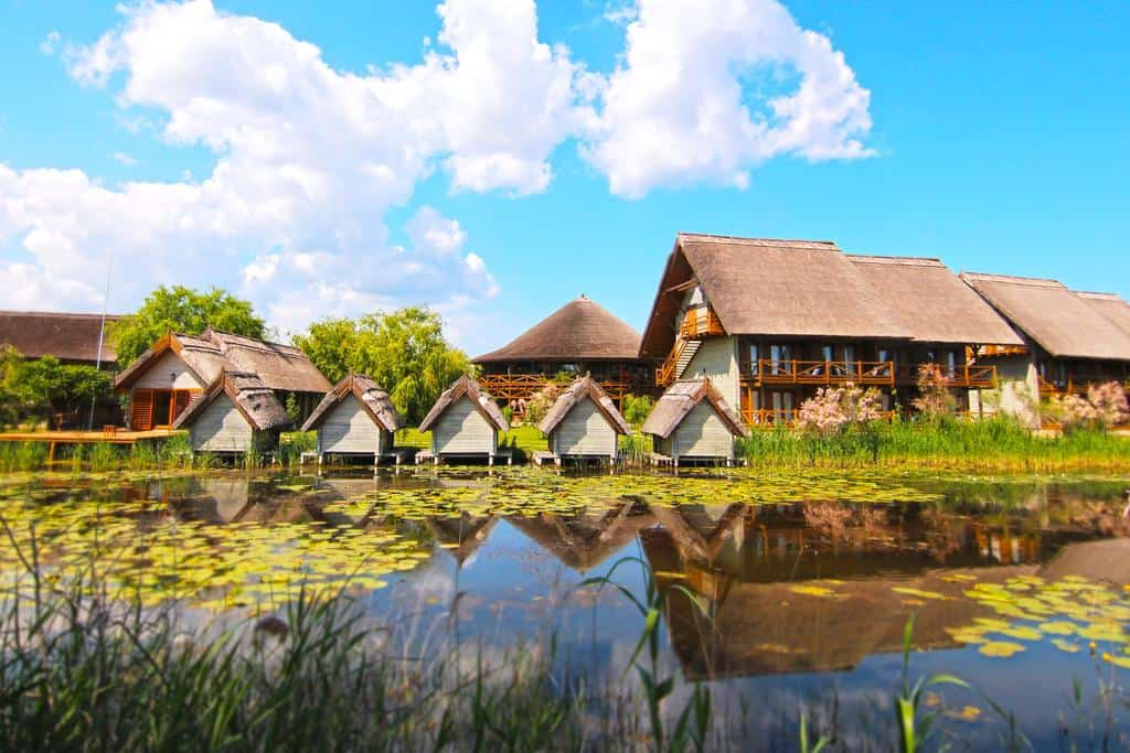 Green Village Resort Delta Dunarii