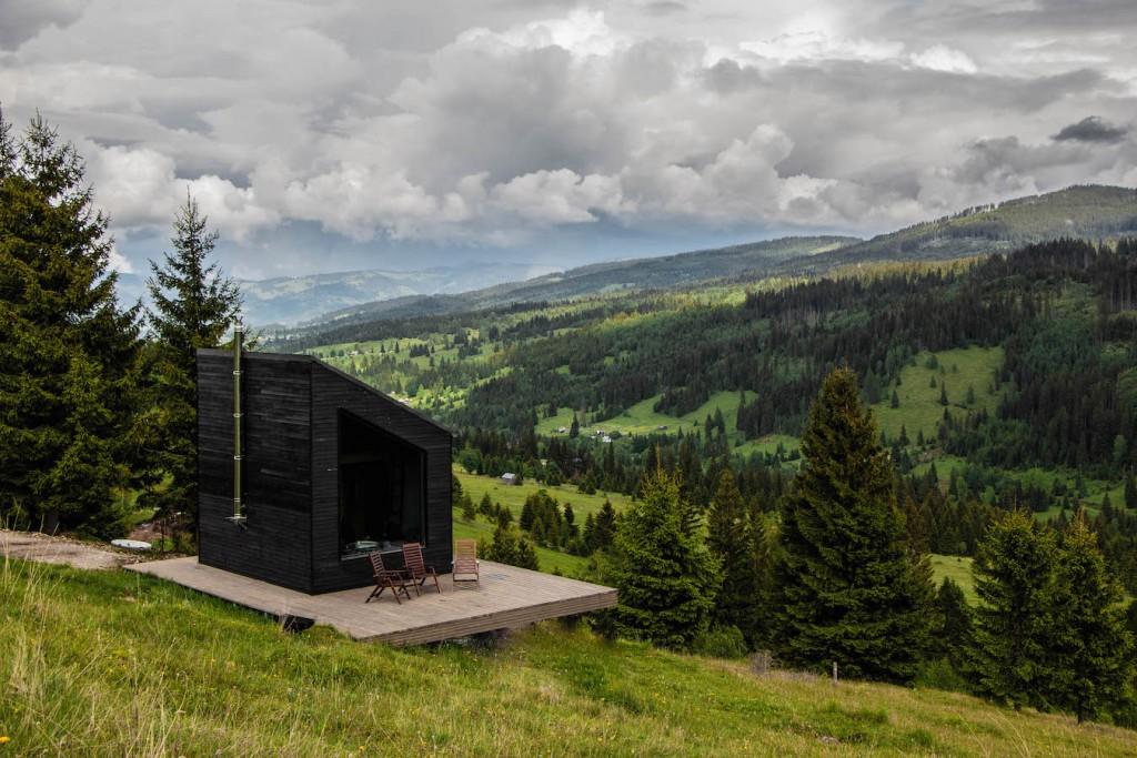 top cabane de inchiriat la munte