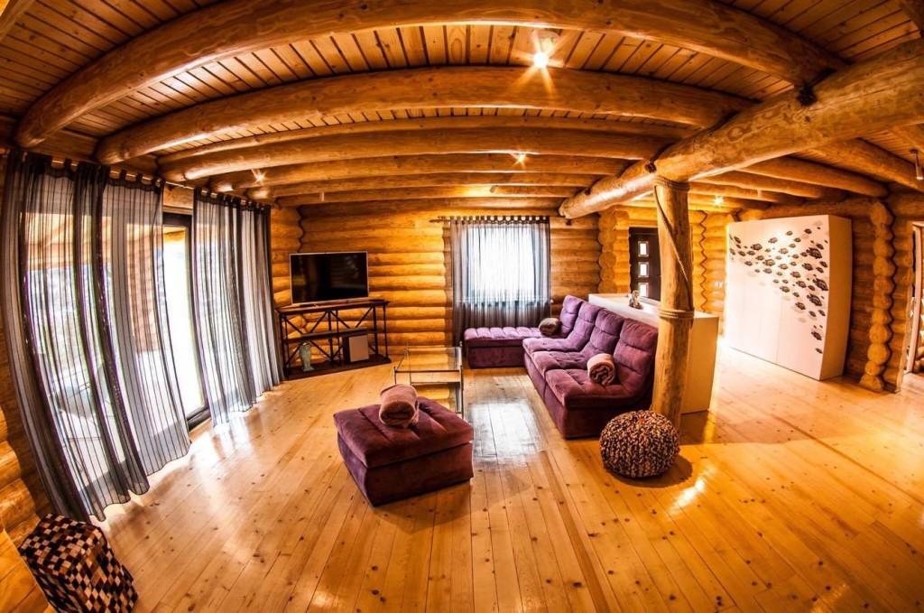 Cabana Deac - cabană cu ciubăr