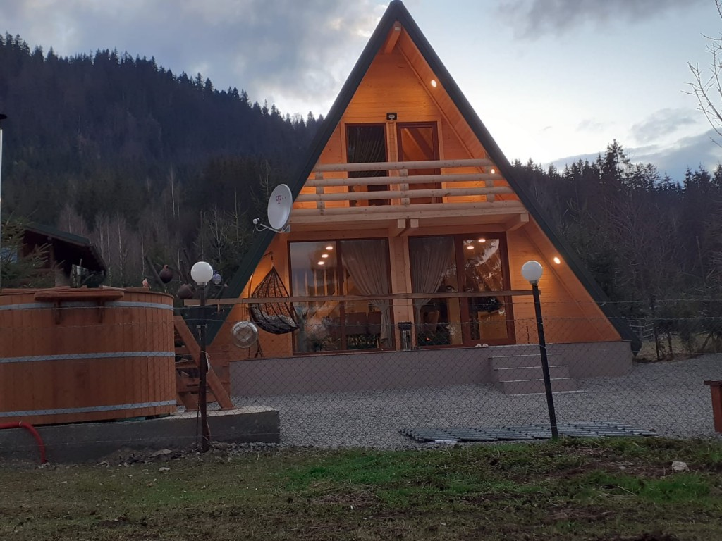 Cabana Stangau A