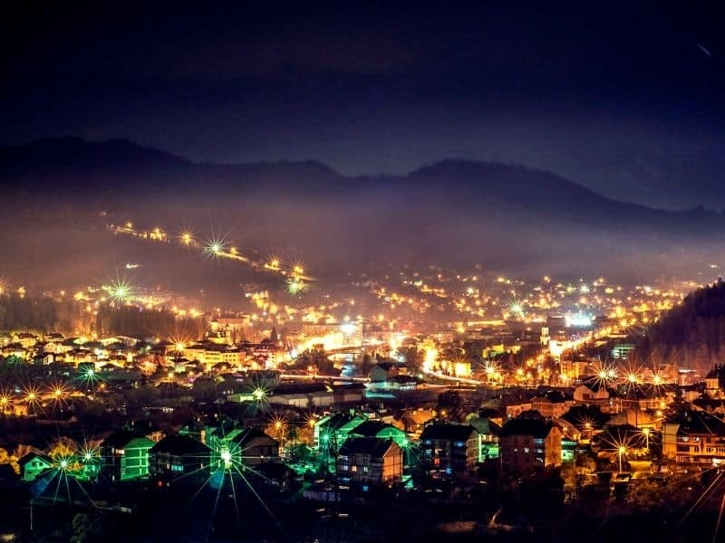 Obiective turistice Suceava: Vatra Dornei